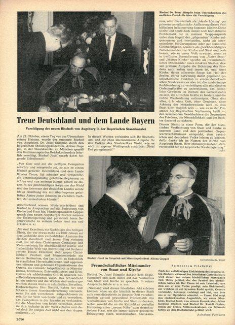 St. Ulrichsblatt Nr. 44/1963 vom 3. November 1963, S. 2