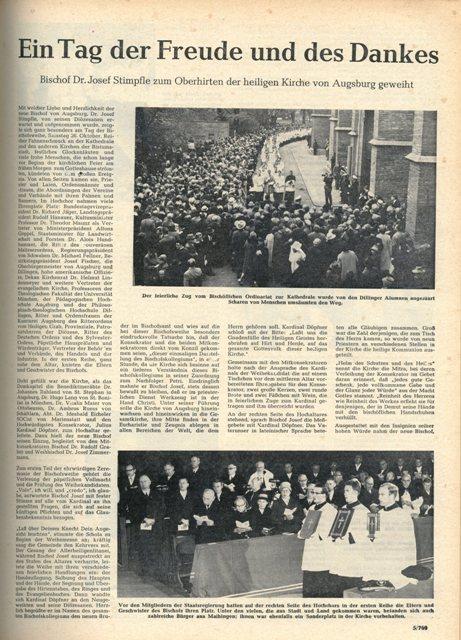 St. Ulrichsblatt Nr. 44/1963 vom 3. November 1963, S. 5