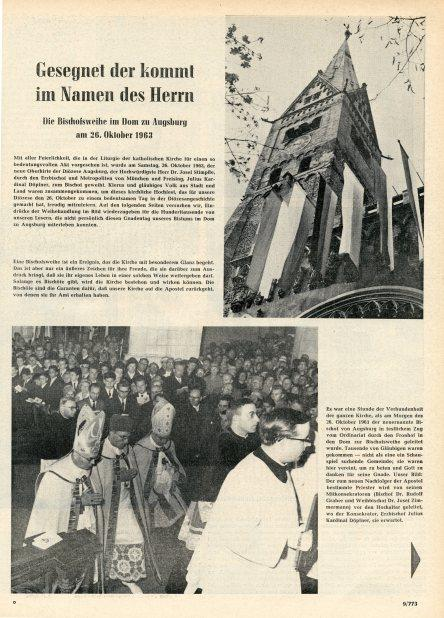 St. Ulrichsblatt Nr. 44 vom 3. November 1963, S. 9