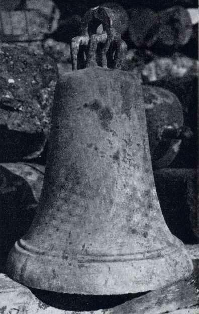 Totenglöckchen der Benediktinerabtei (1280)