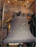 Glocke der Basilika St. Theodor und Alexander