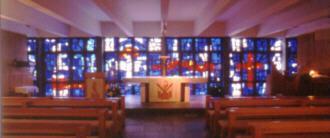 Kapelle in der Klinik Höhenried