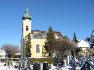 St. Michael im Winter