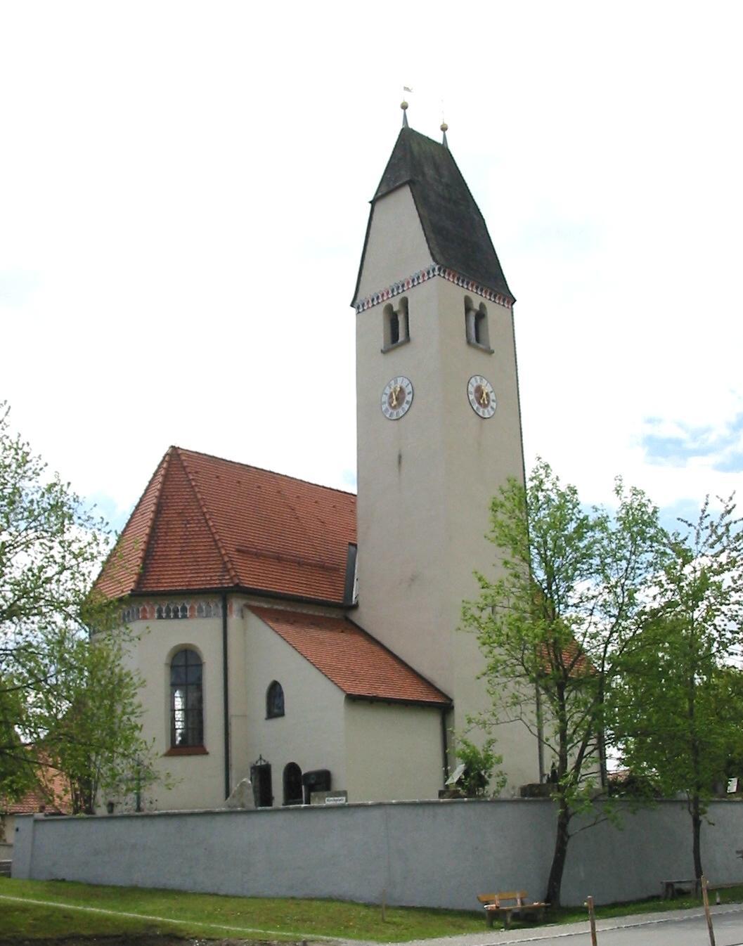 St. Anna  St. Anna in Schöffau