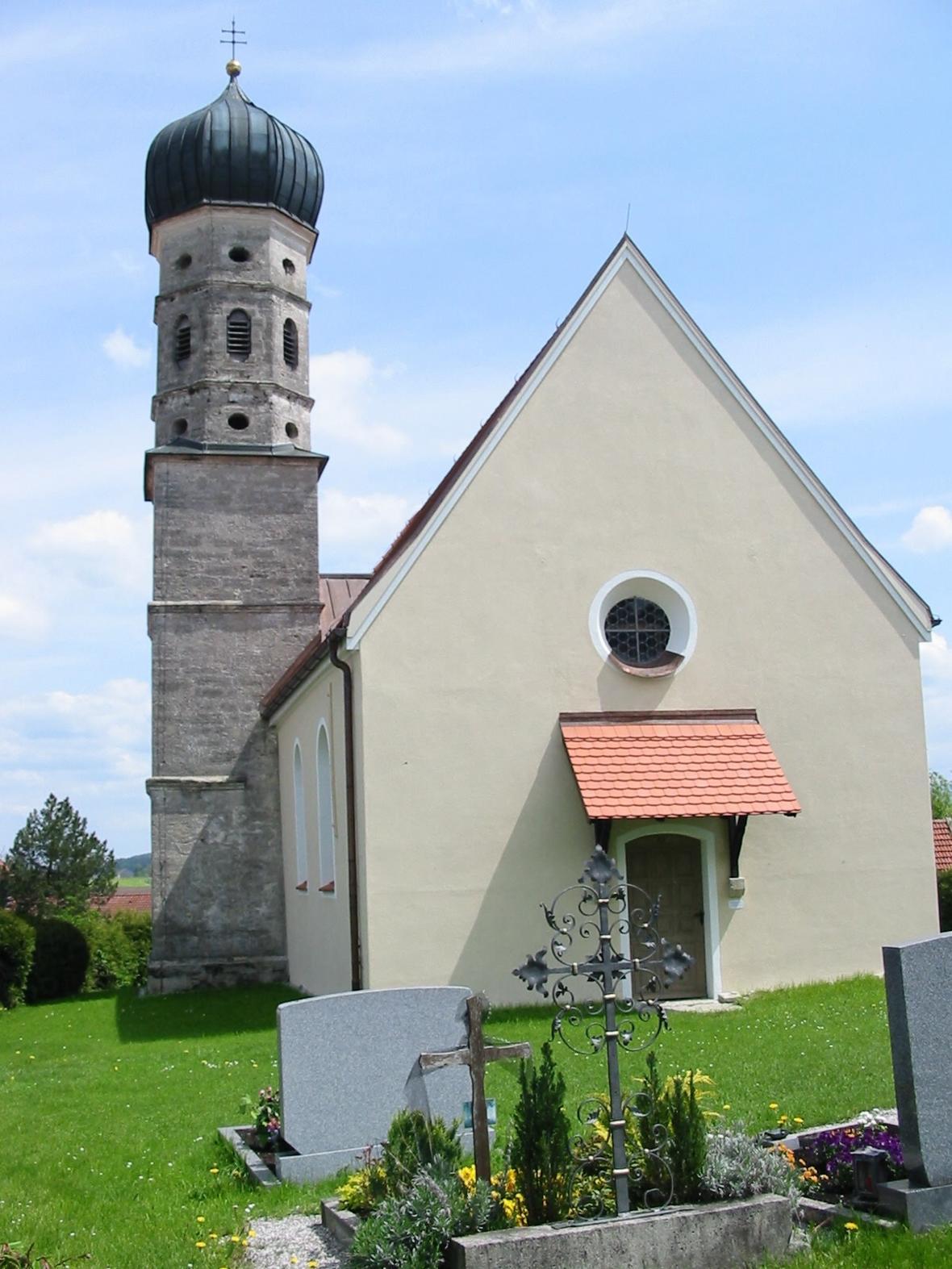 St. Vitus in Waltersberg