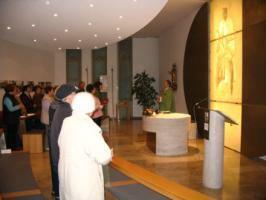 Gottesdienst in der Krankenhauskapelle