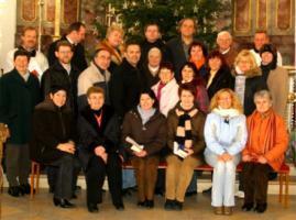 Wortgottesdienstleiter der Pfarreiengemeinschaft