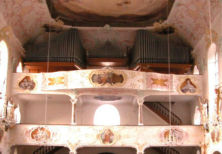 Orgel in St. Michael