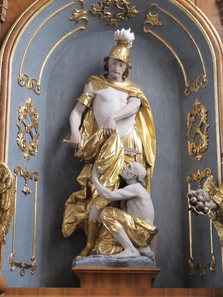 St. Martin, rechter Seitenaltar