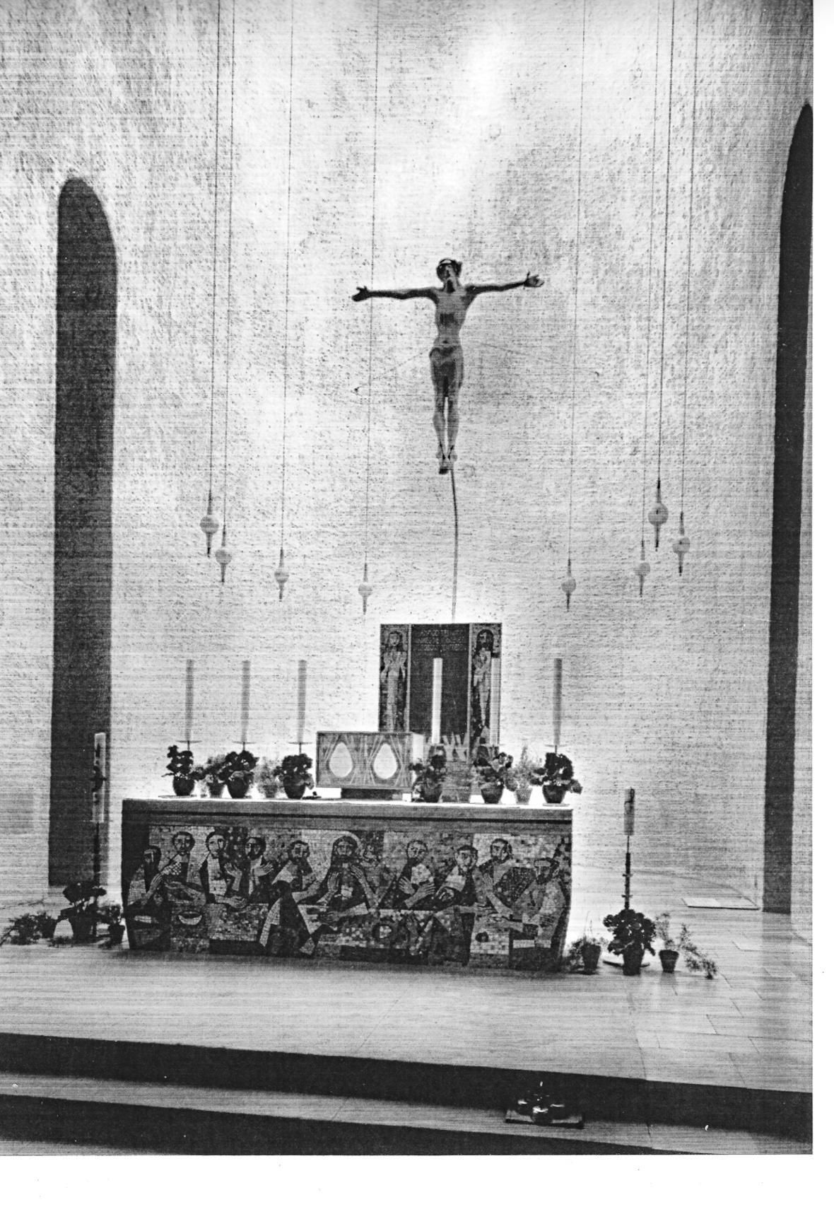 1958_schwebender_gekreuzigter_Christus