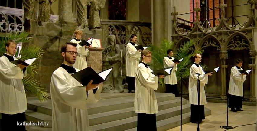 24-stündiges musikalisches Gebet (katholisch1.tv)