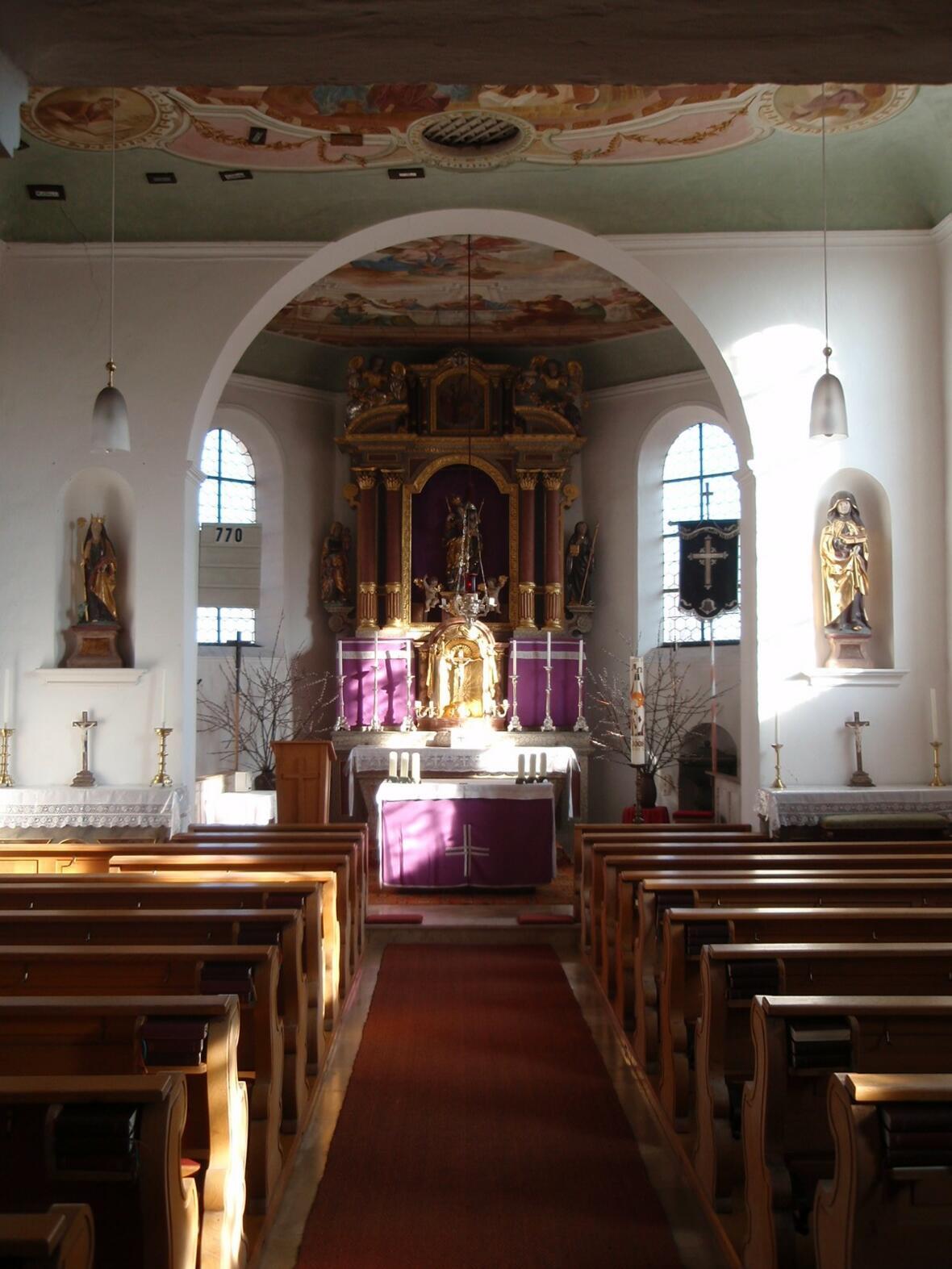 St. Stephan Grimoldsried
