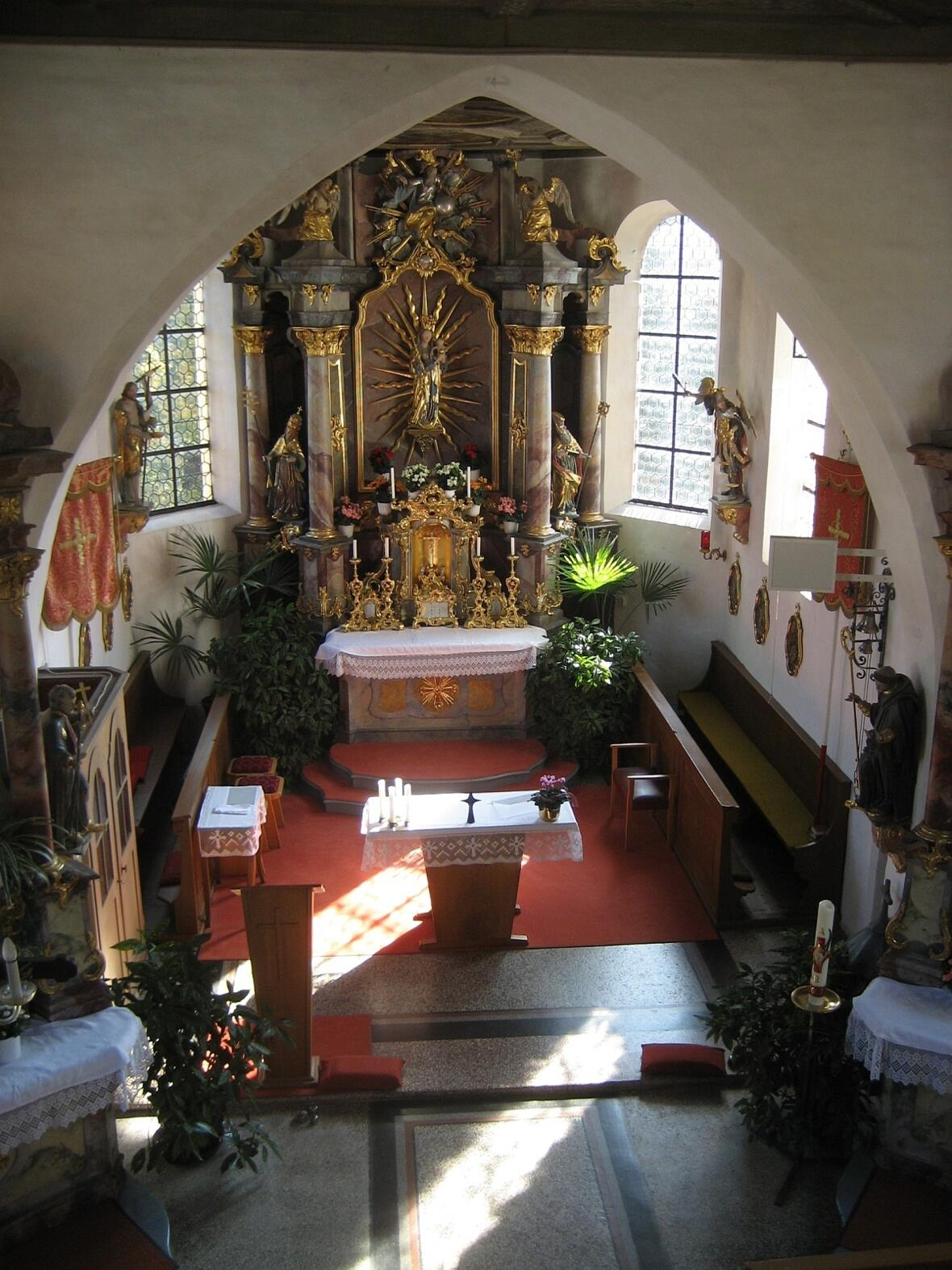 St.Nikolaus Reichertshofen
