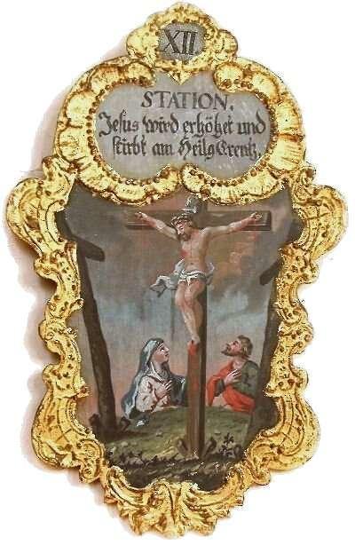 12. Jesus wird erhöhet und stirbt am Heilig Creutz, Foto: Schumacher
