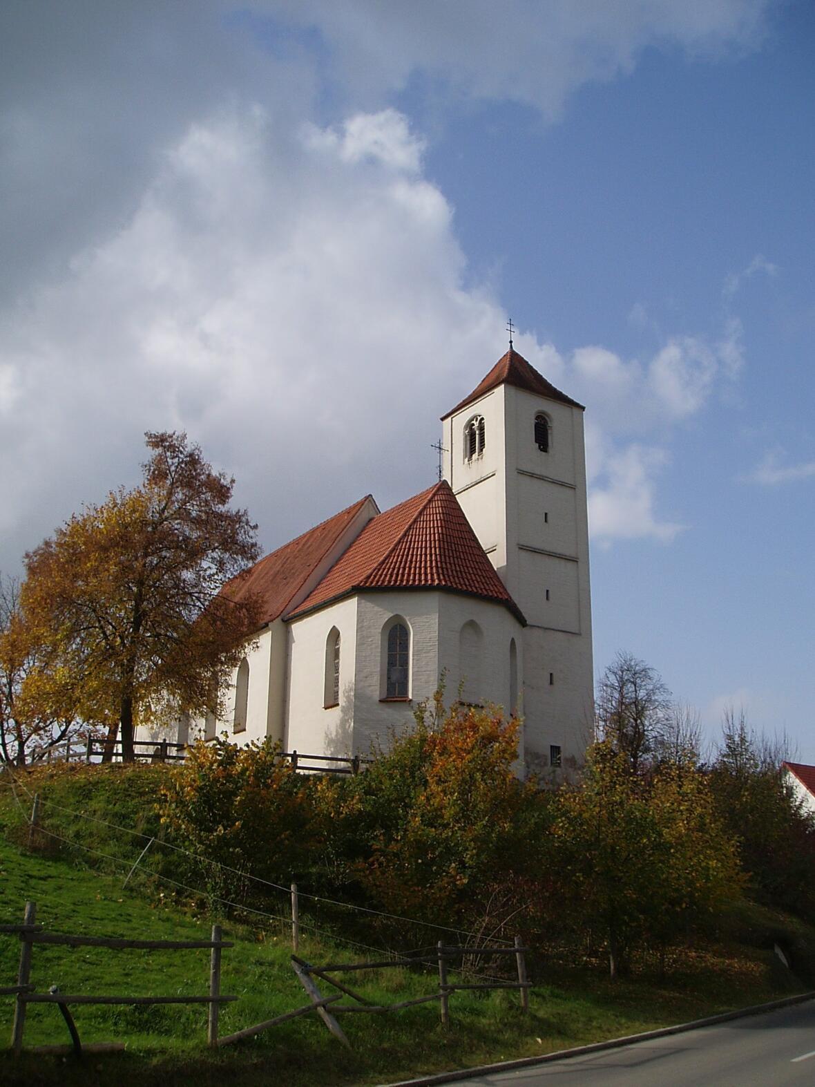 Filialkirche St.Benedikt und St.Vitus  Münster