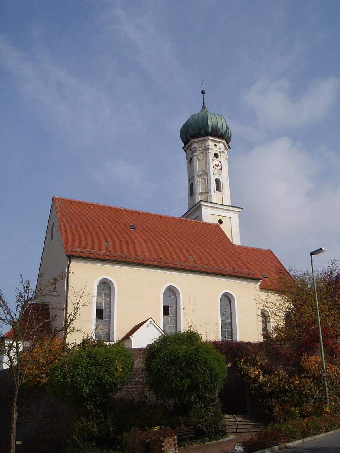 St.Martin Langenneufnach