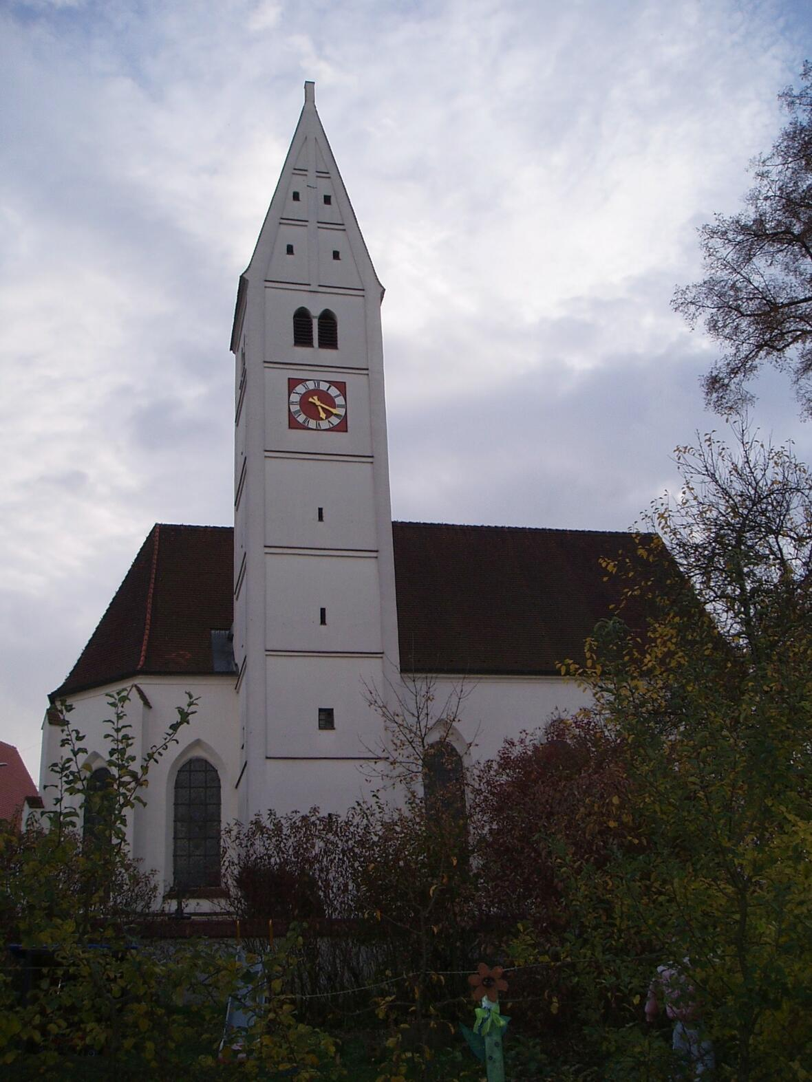 St.Wolfgang Mickhausen