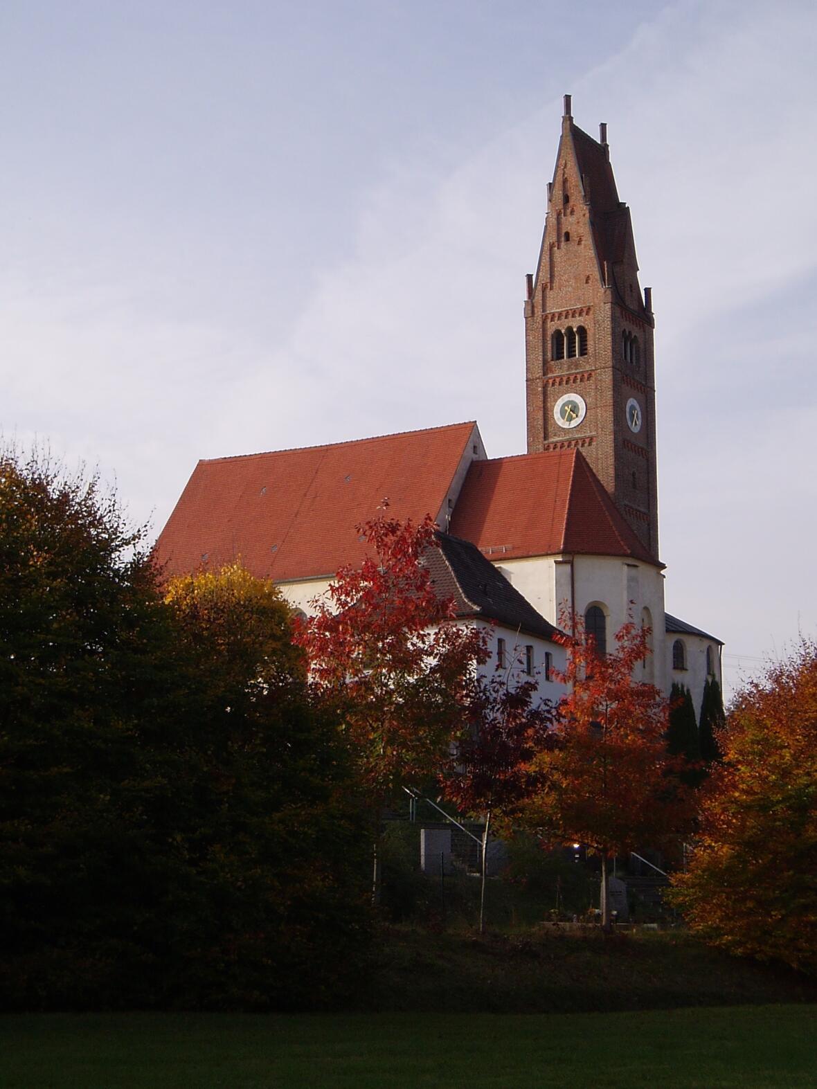 St.Alban Walkertshofen