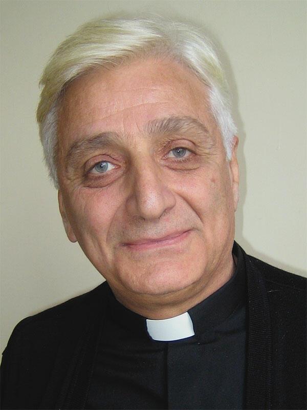 Antoine Audo SJ, Bischof von Aleppo, Syrien. (Foto: KIRCHE IN NOT)
