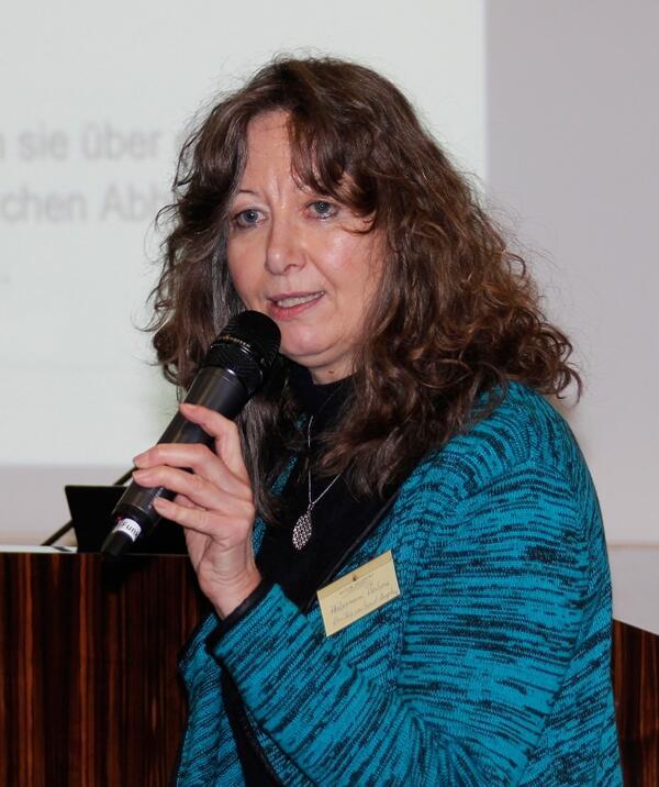 Barbara Habermann, Leiterin des Referates Sucht und Psychiatrie des Caritasverbandes für die Diözese Augsburg (Foto: Bernhard Gattner / Caritas Augsburg)