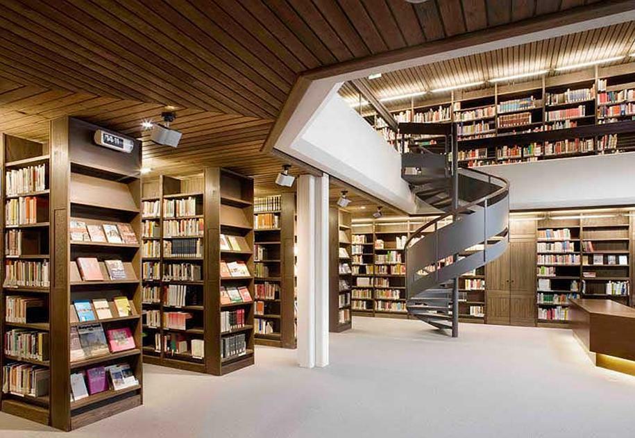 Bibliothek HSU