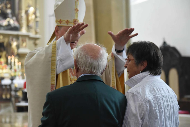 Bischof Segen