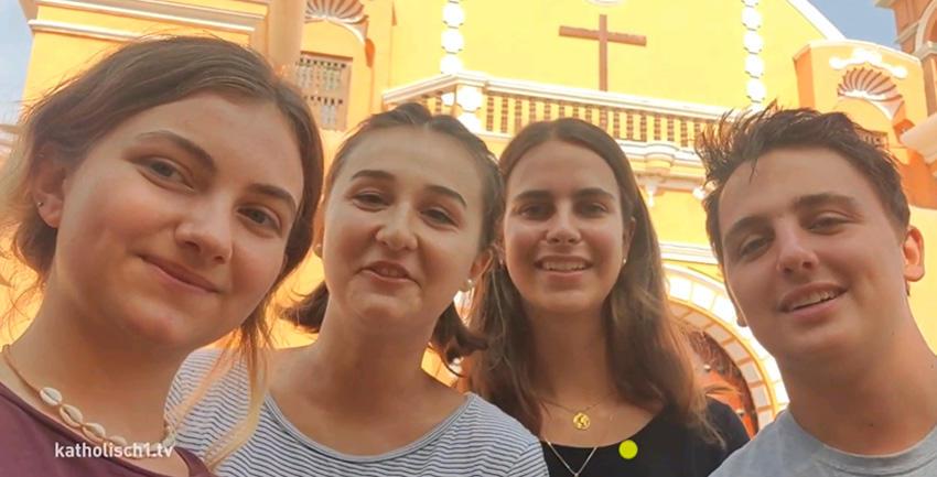 Bischofsweihe_Grüße aus aller Welt (katholisch1.tv)