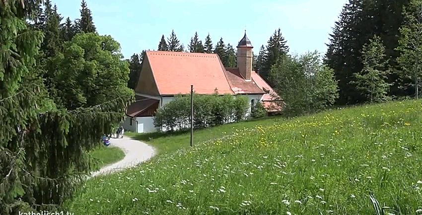 Boxbild Wallfahrtskirche Maria Trost