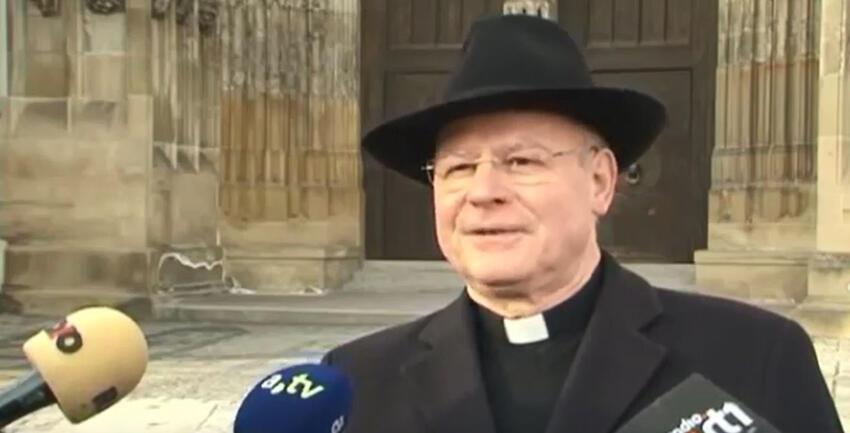 Boxbild zum Rücktritt von Papst Benedikt XVI