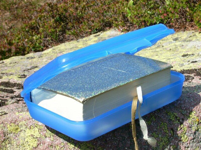"""Foto: Kyrilla Schweitzer """"Bibel in Brotbox"""""""