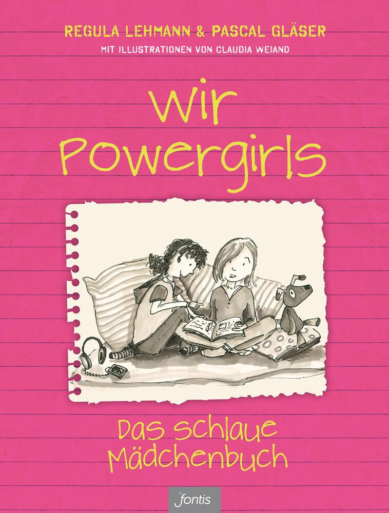 Buchcover wir powergirls