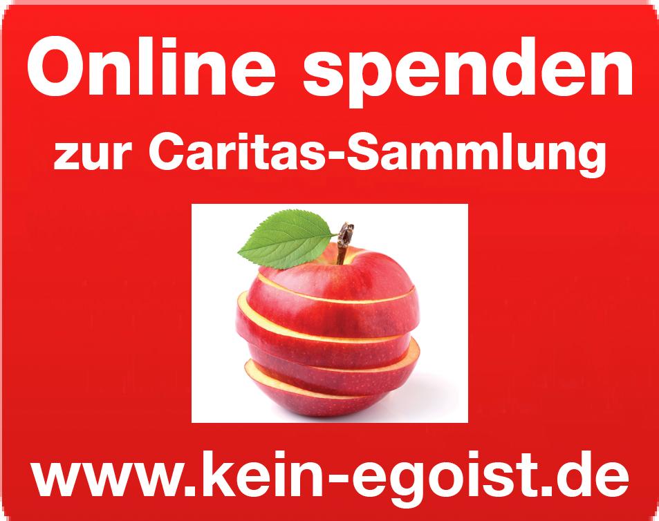 Button_Online spenden zur Caritassammlung2016
