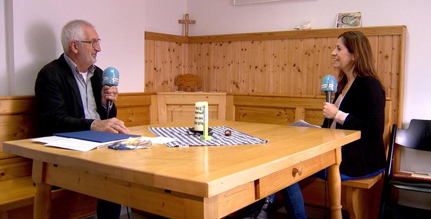 Christian Artner-Schedler - das Gesicht von pax christi in der Diözese Augsburg