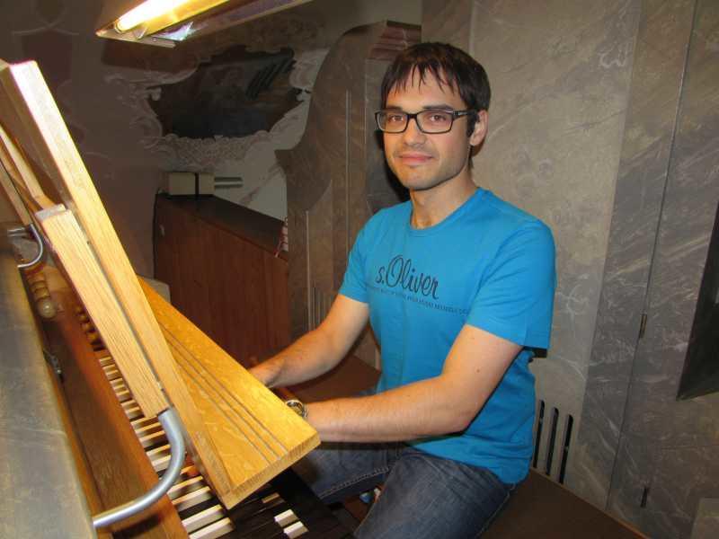 Christian Fieber Organist