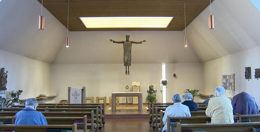 Christkönigssonntag schließt das Kirchenjahr ab