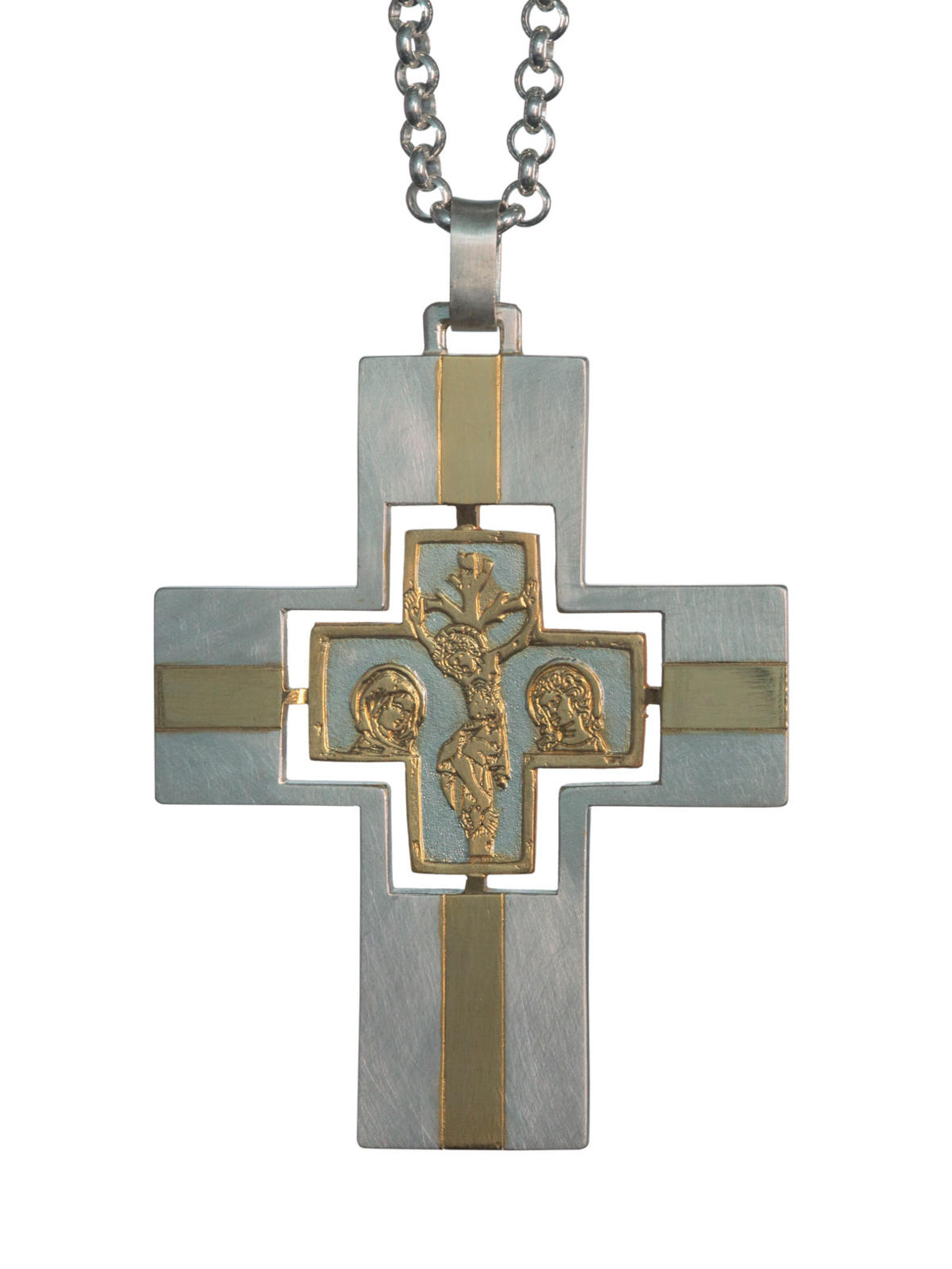 Das Pektorale von Bischof Bertram - Vorderseite (Foto: SUV)