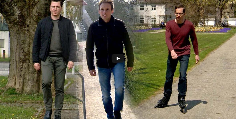 Diakon - Drei Männer sind auf dem Weg (katholisch1.tv)