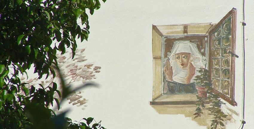 Die heilige Maria Crescentia von Kaufbeuren