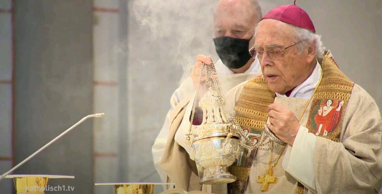 Doppeljubiläum Weihbischof Grünwald (katholisch1.tv)