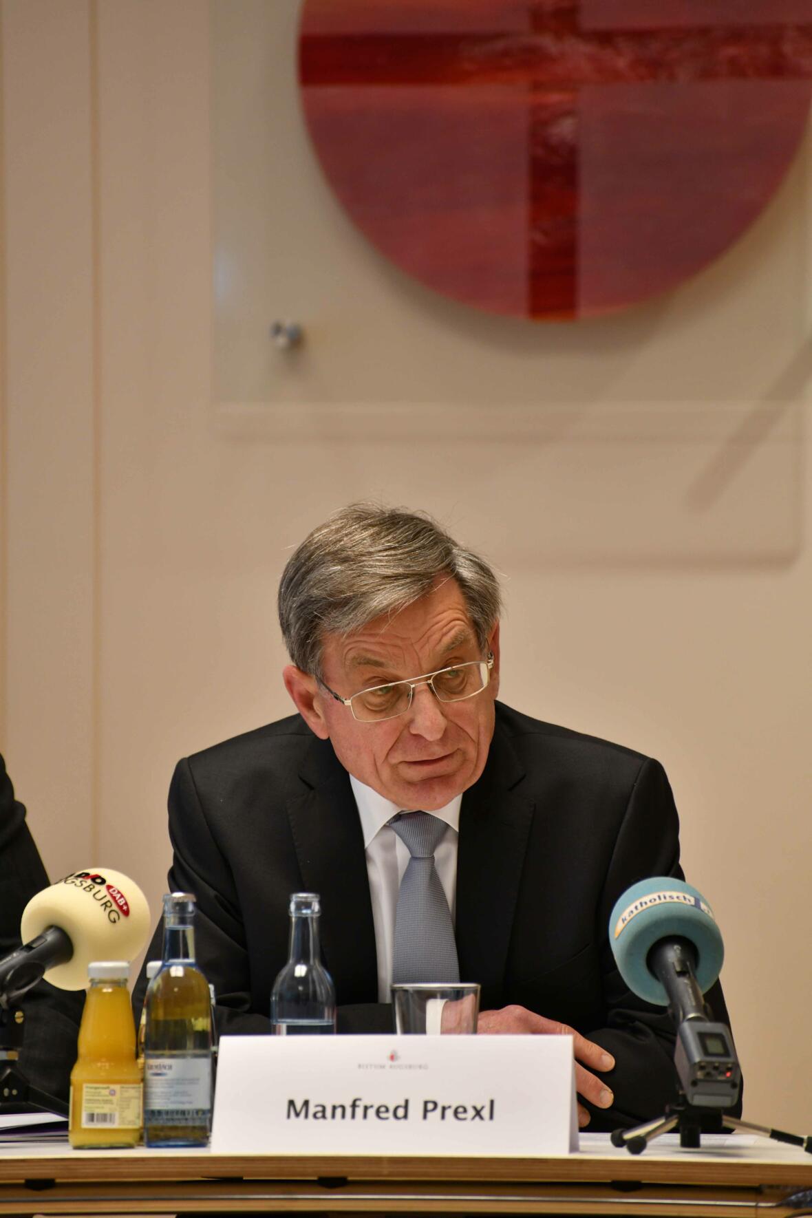 Leiter der Projektgruppe: Richter i.R. Manfred Prexl. (Foto: Daniel Jäckel / pba)