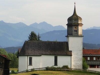 Ehemalige Pfarrkirche von Agathazell