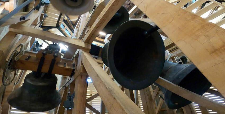 Einmaliges Glockengeläut aus St. Ottilien