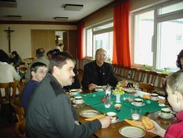 Emmausfrühstück 2008
