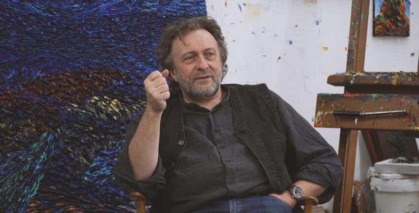 en face - Harry Meyer im Interview