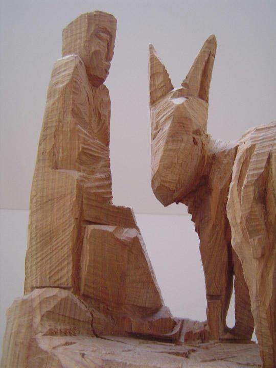 Skulptur von Franz Höchstötter
