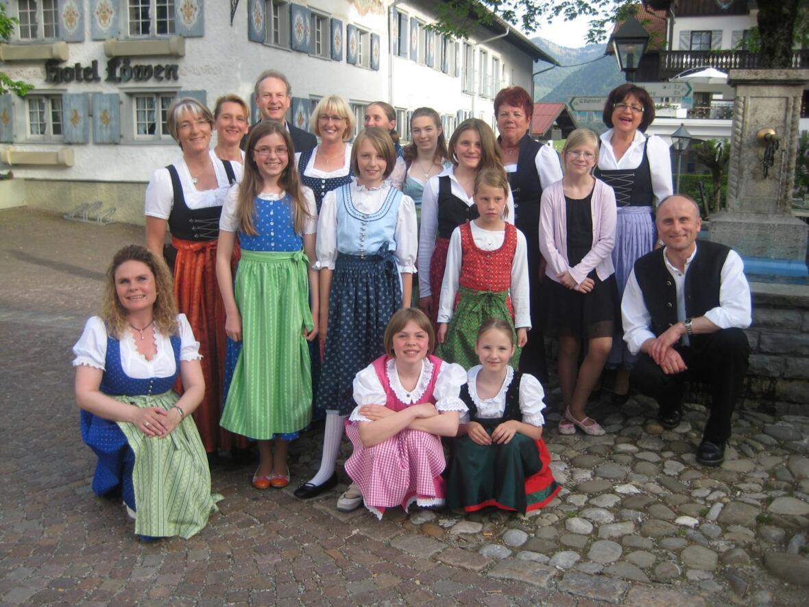 Familiensingkreis 2014