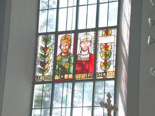 Fenster Buntglas
