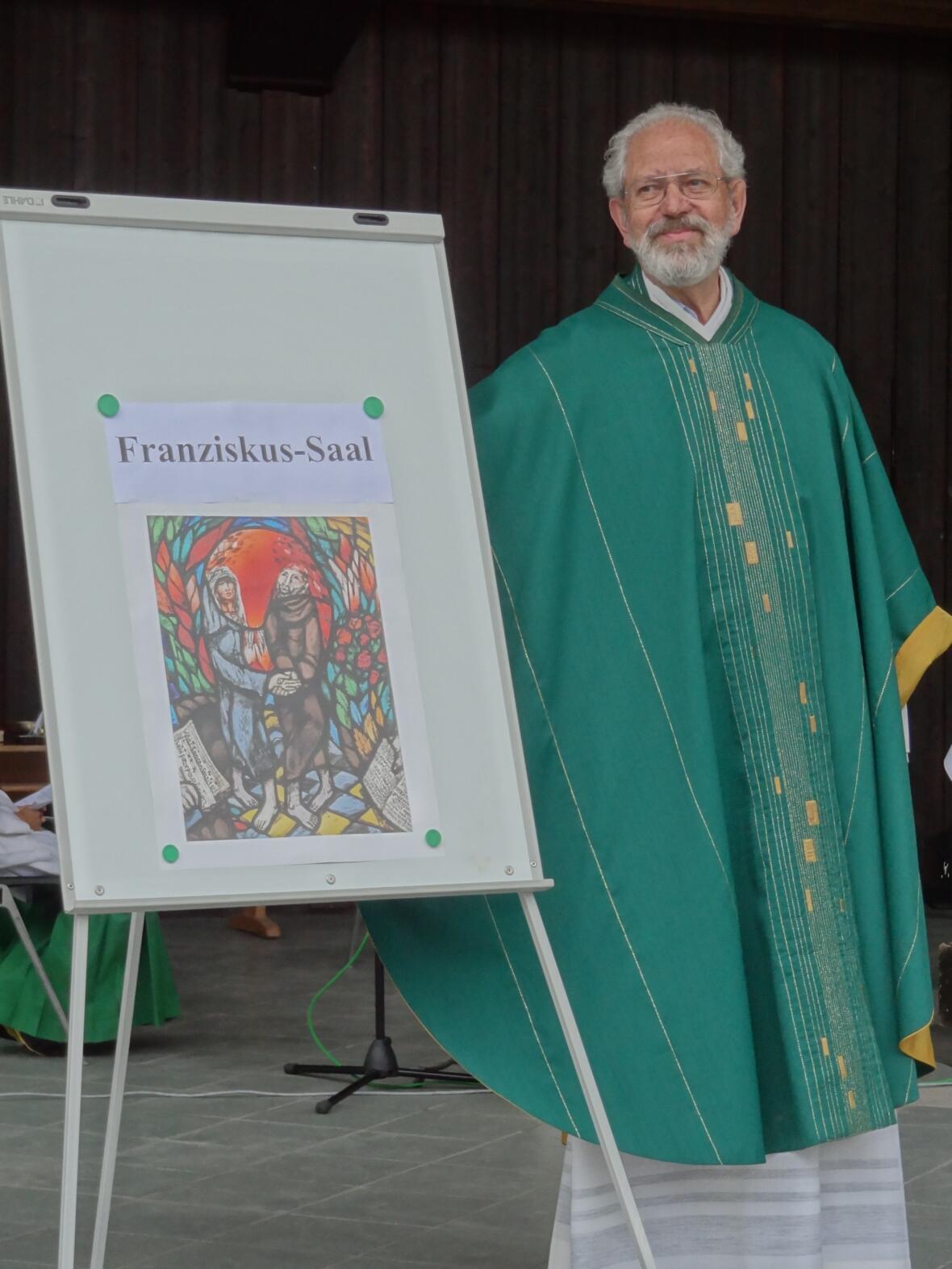 Franziskus-Saal
