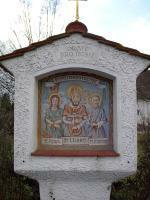 Der Bildstock in Zell mit den 14 Nothelfern zählt zu den kirchlichen Prachtstücken des Ortes. (Foto: Ludwig Wagner)