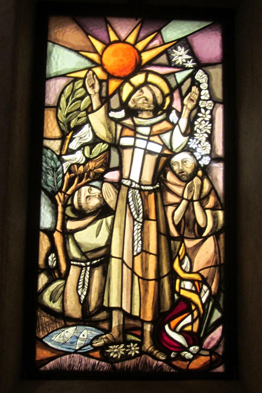 GI KW 20 Heiliger Franziskus